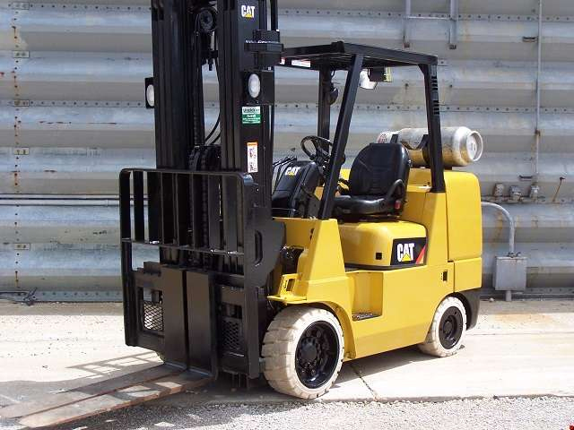Used Cat Cushion Tire Forklift