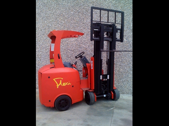 Used Flexi 4 Wheel Electric Forklift