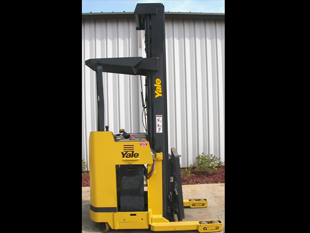 Used Yale Narrow Aisle Forklift
