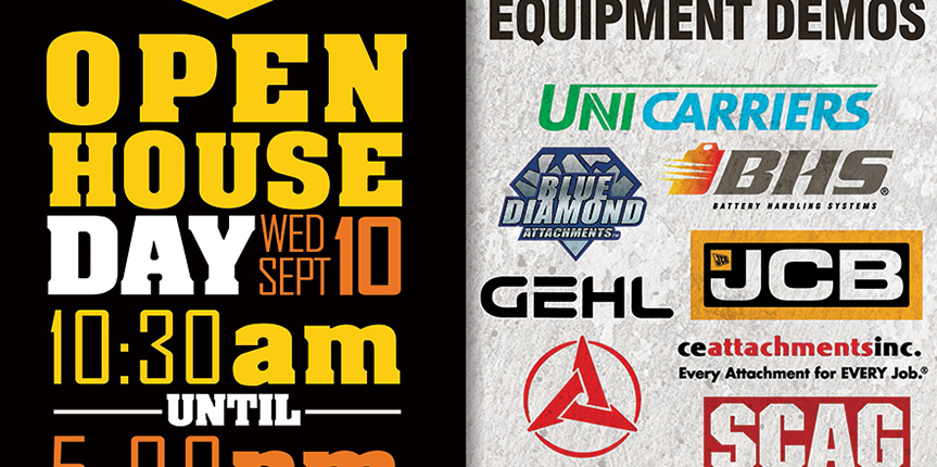 KMH Systems & TUFF Equipment Open House