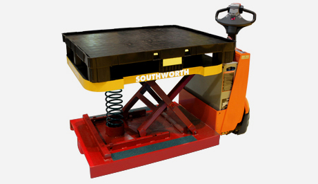 PalletPal Walkie Mobile Leveler