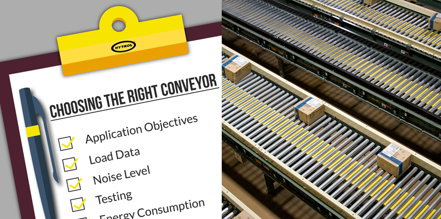 Key Questions to Identify the Conveyor System for Your Needs