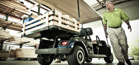 Cushman Utility Vehicles