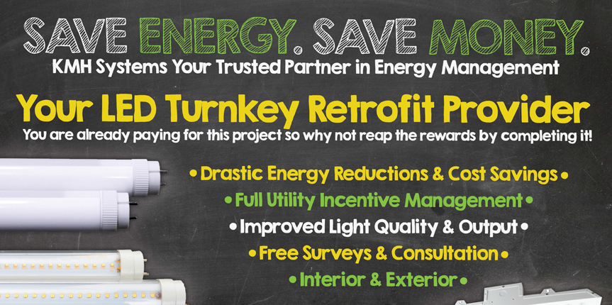 LED Turnkey Retrofit Provider
