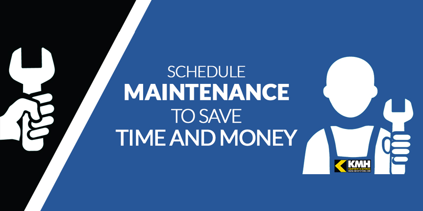 Schedule Planned Maintenance