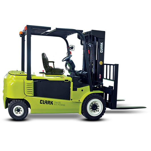 Clark Electric Rider Forklift