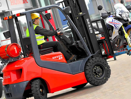 New Used Forklifts For Sale