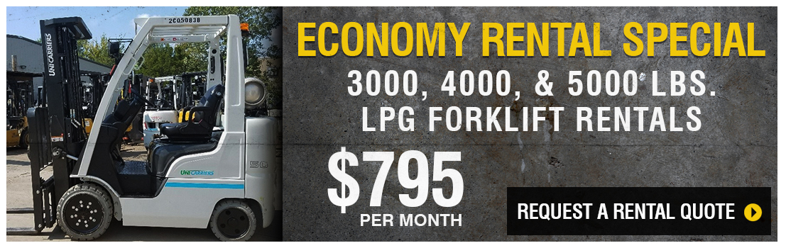 Local Forklift Rentals