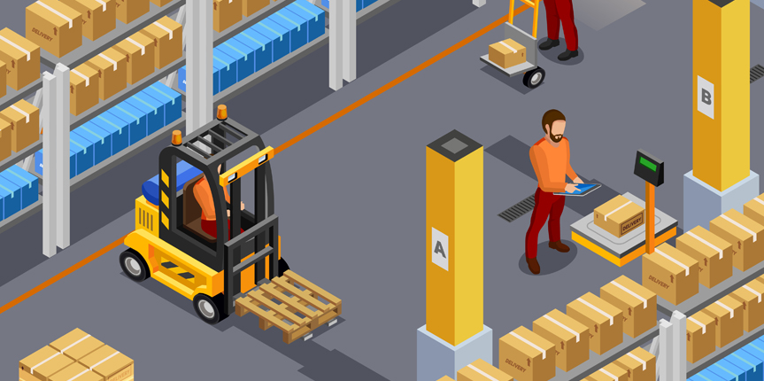 Warehouse Safety & Warehouse Automation